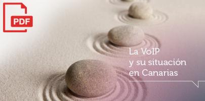 La VoIP y su situación en Canarias
